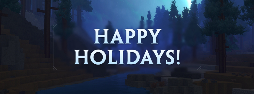 Happy holidays from the Hytale team! – Hytale
