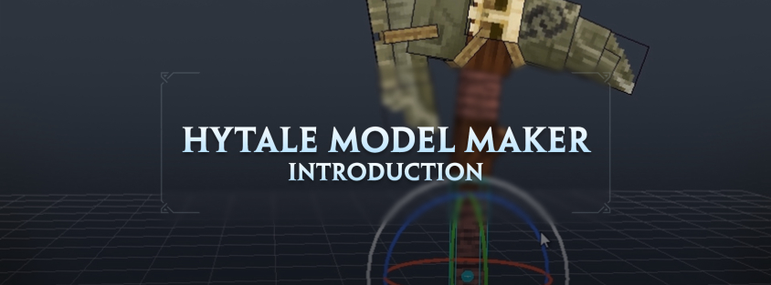 Take a closer look at Hytale Model Maker – Hytale